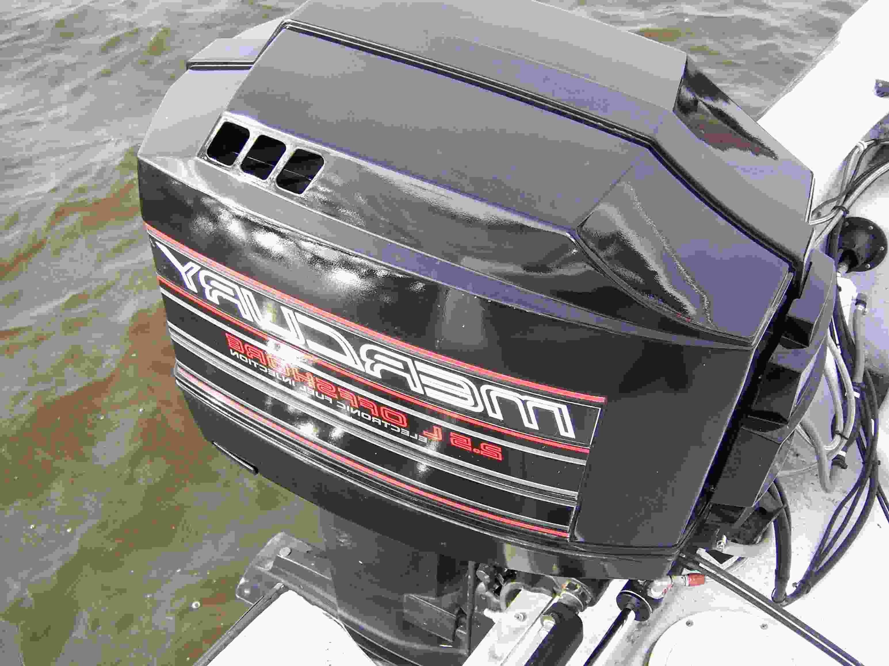 25 hp mercury outboard for sale