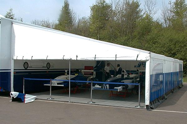 Race Awning for sale in UK   20 second-hand Race Awnings