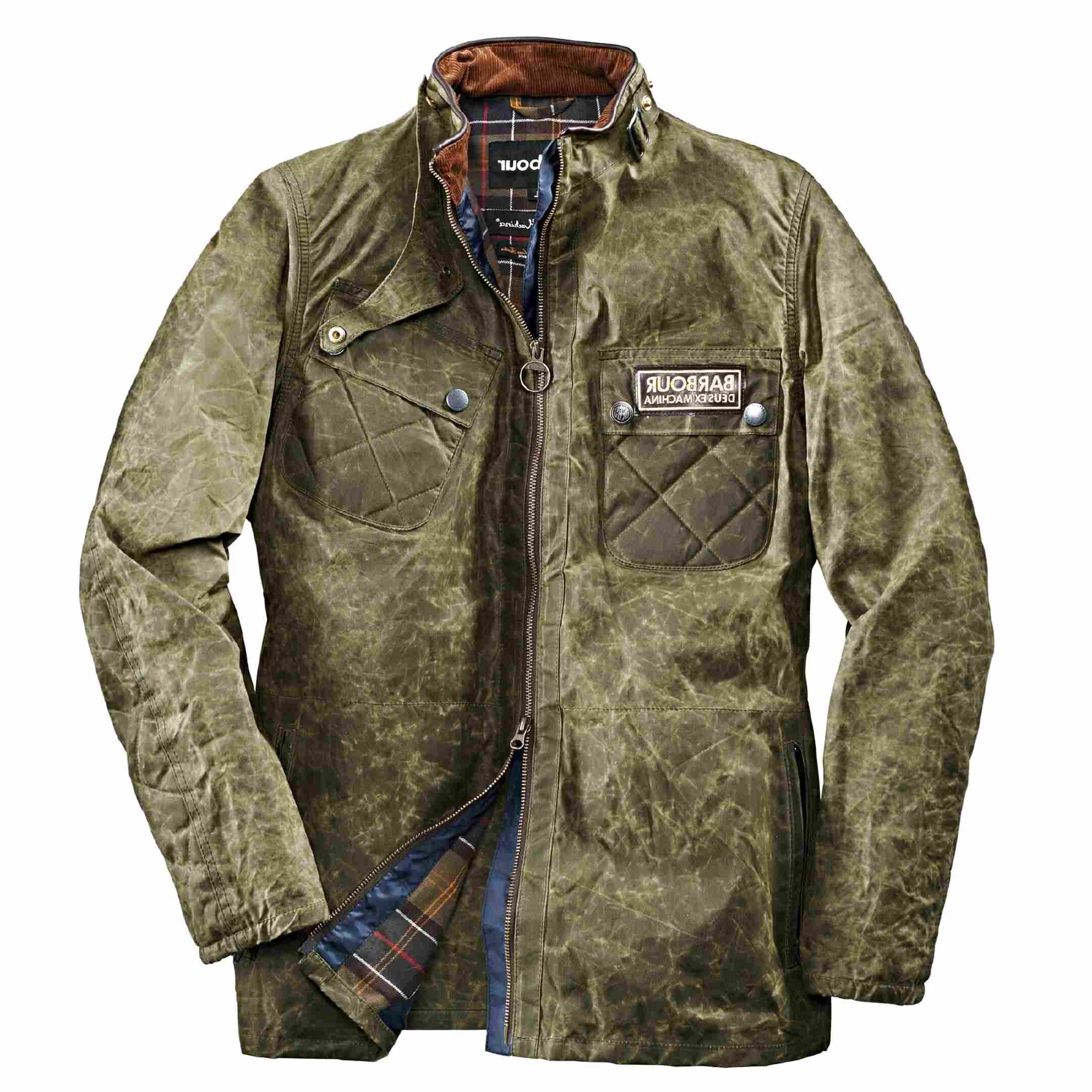 mens leather blouson jacket for sale