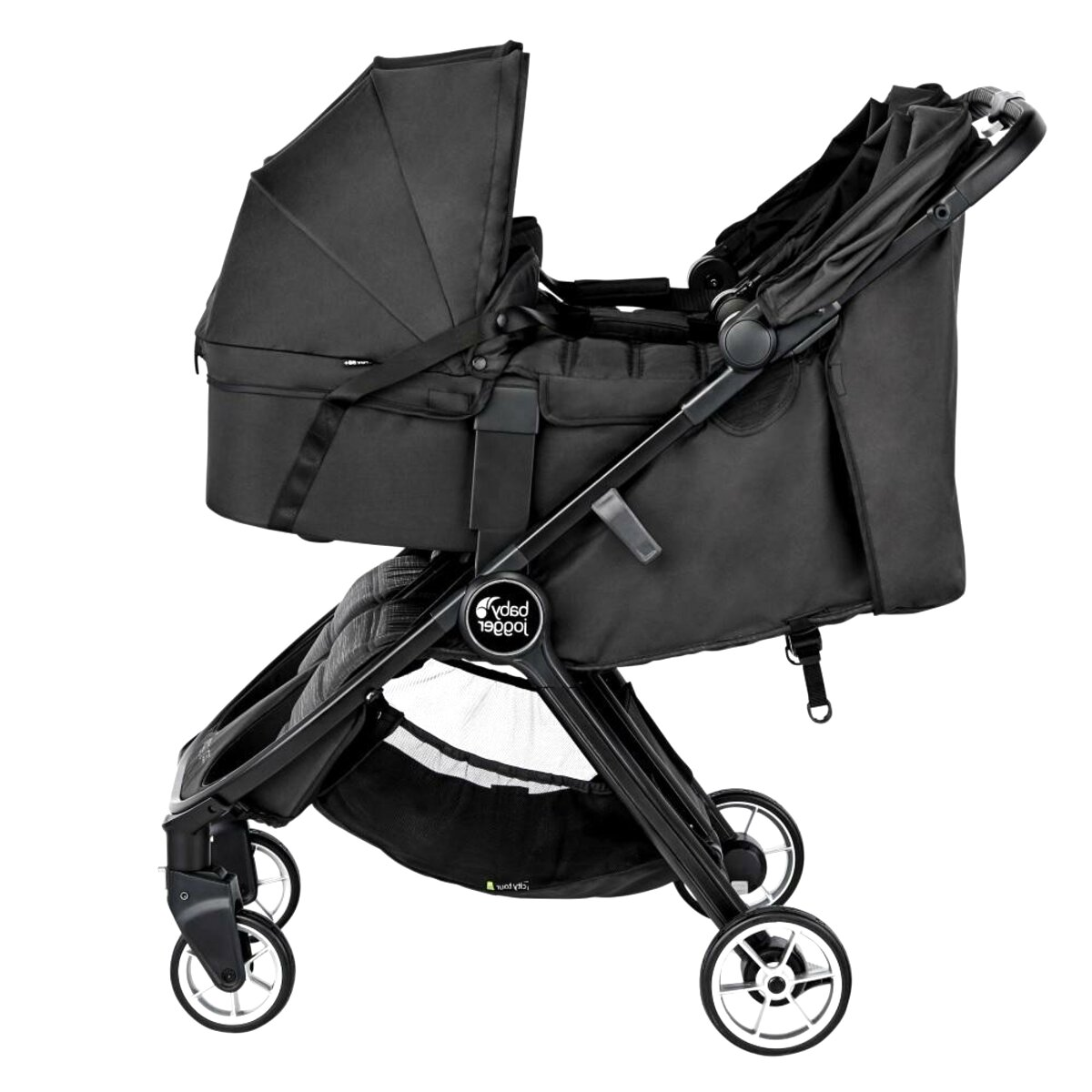 baby jogger city mini carry cot for sale