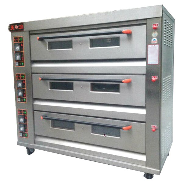 bakery gas oven for sale