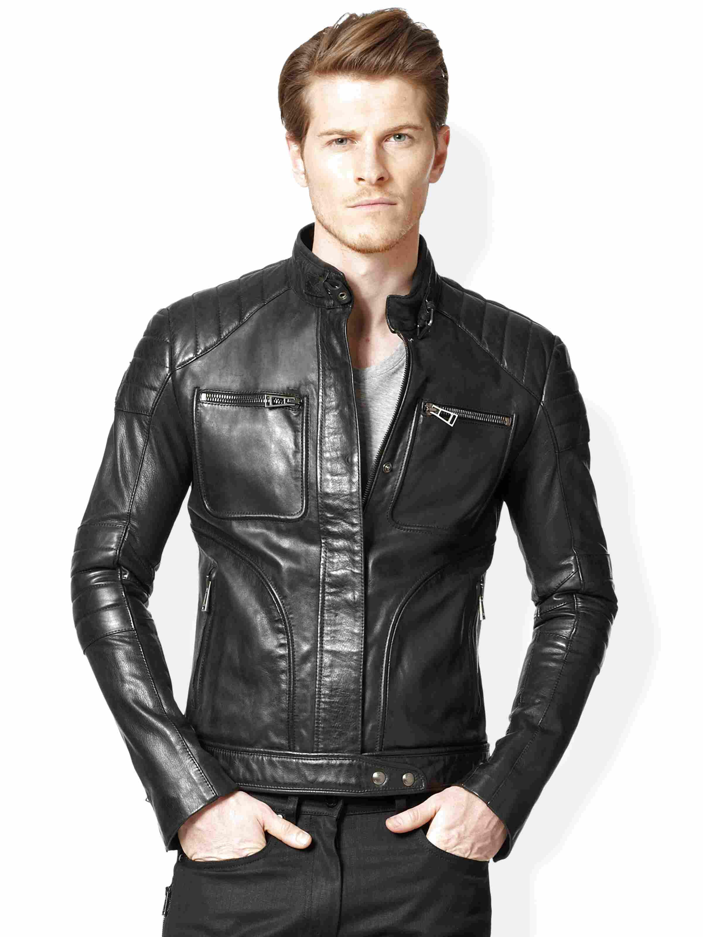 mens belstaff leather for sale