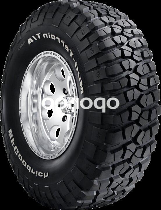 C//F//76dB BFGOODRICH MUD TERRAIN T//A KM2-235//85//16 120Q Off-Road Tyre