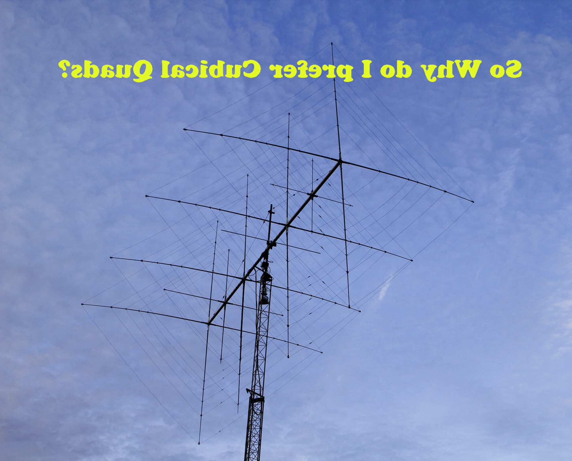 quad antenna for sale