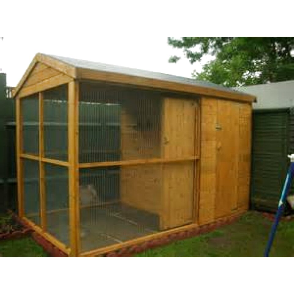 aviary shed for sale