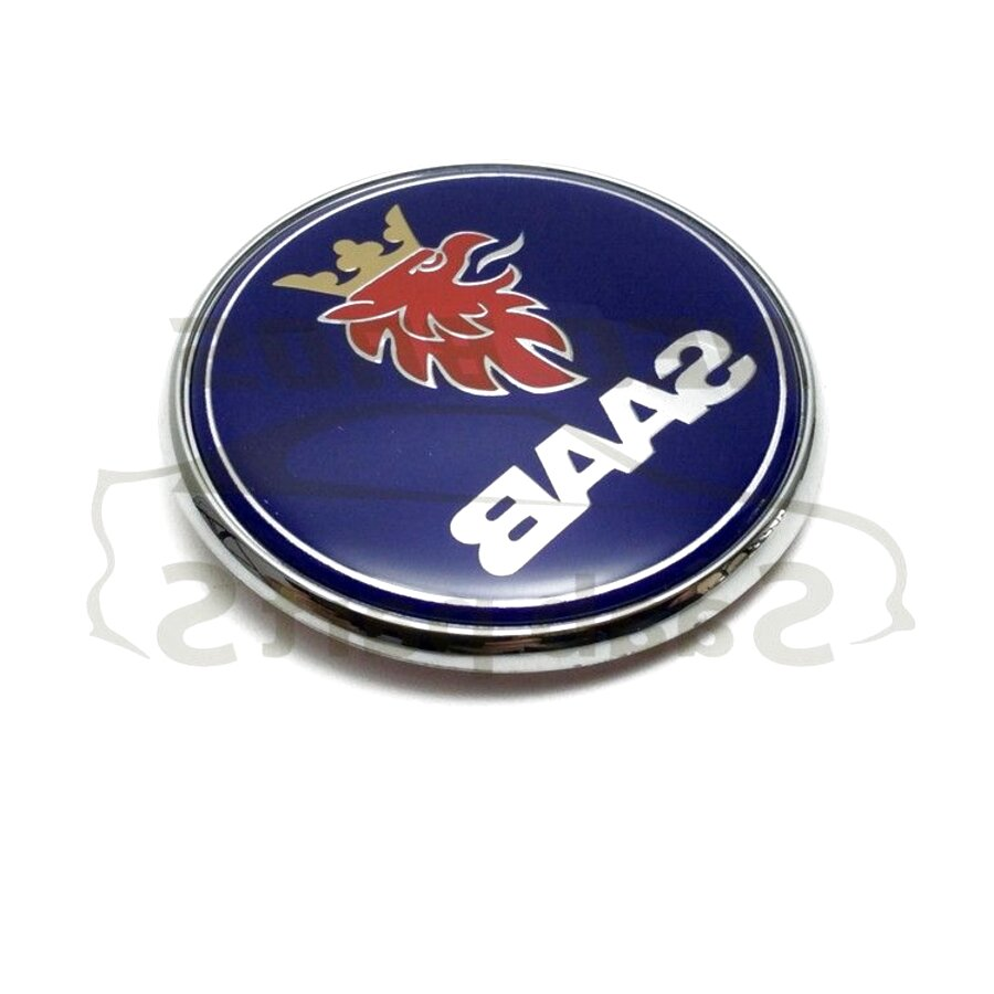 saab 9 5 bonnet badge for sale