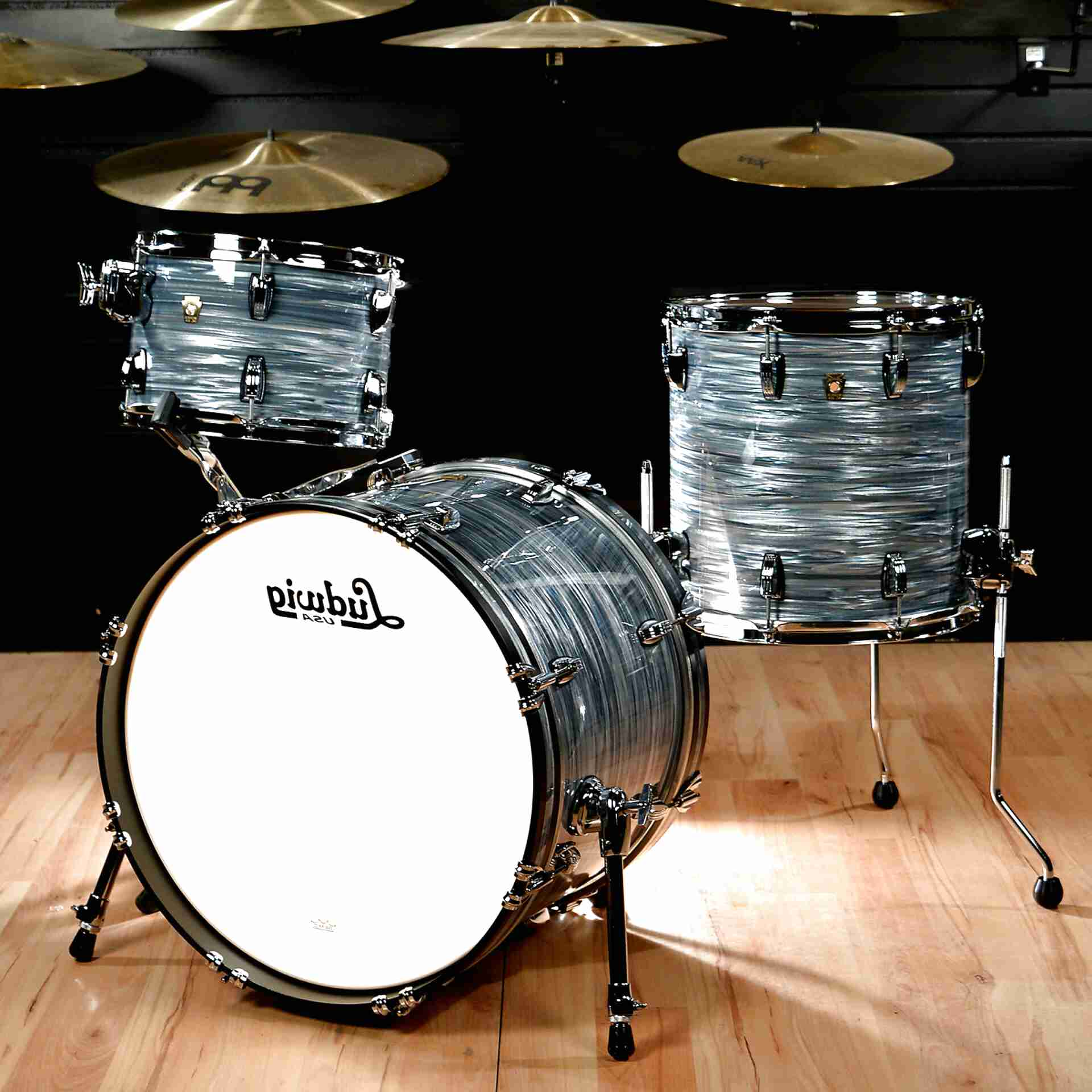 ludwig blue oyster for sale
