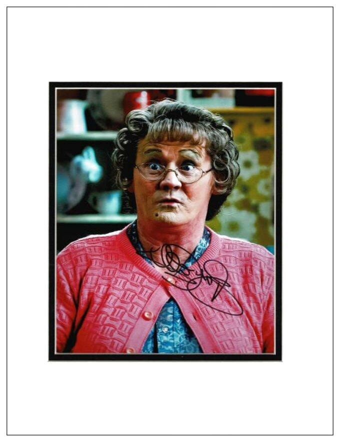 Mrs Browns Boys Tv Show Signed Autograph PRINTS Bundle Joblot Set Collection 6x4