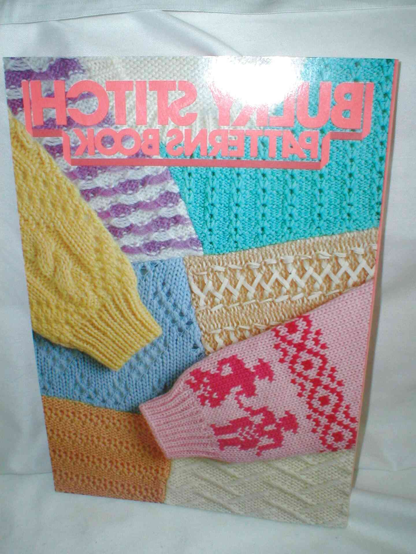 Chunky Knitting Machine Patterns for sale in UK
