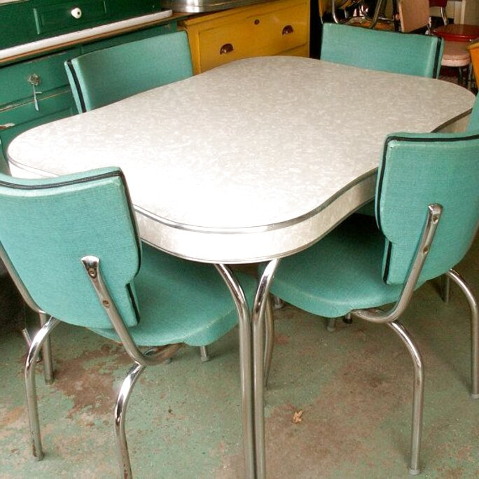 Vintage Formica Kitchen Table For Sale In Uk