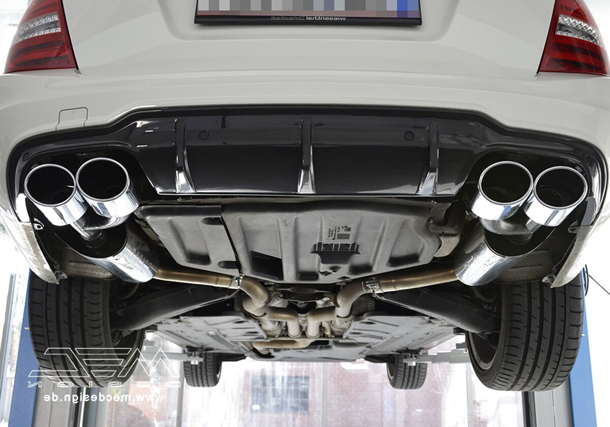 w204 exhaust for sale