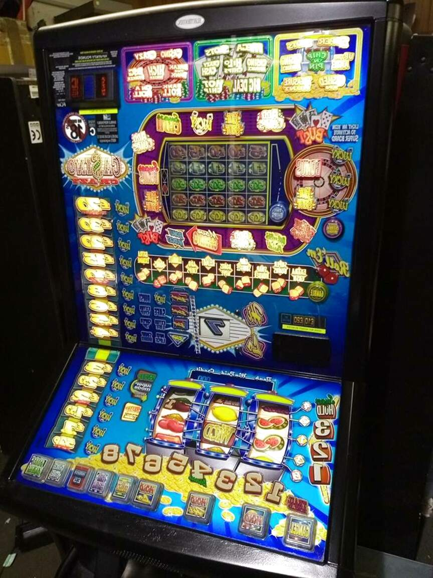 Second hand fruit machines near me