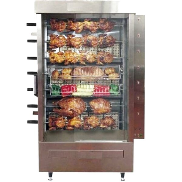 commercial rotisserie oven for sale