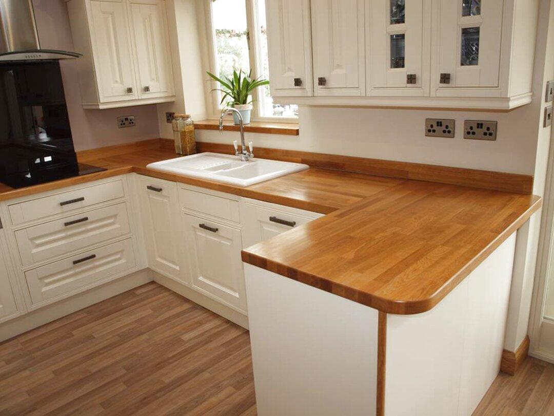 oak kitchen worktops for sale