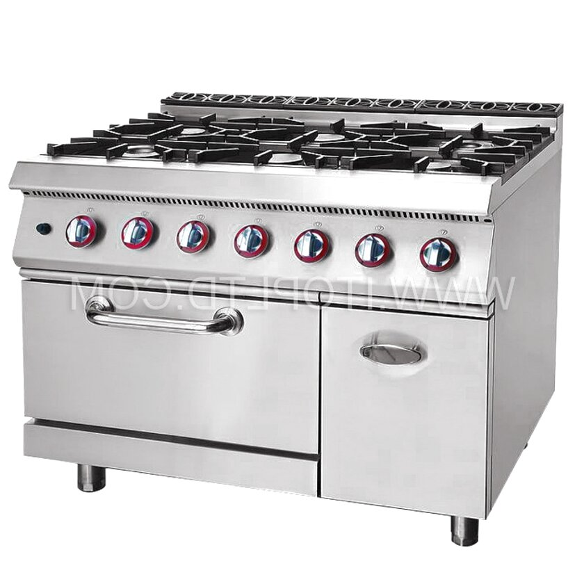 6 burner cooker for sale