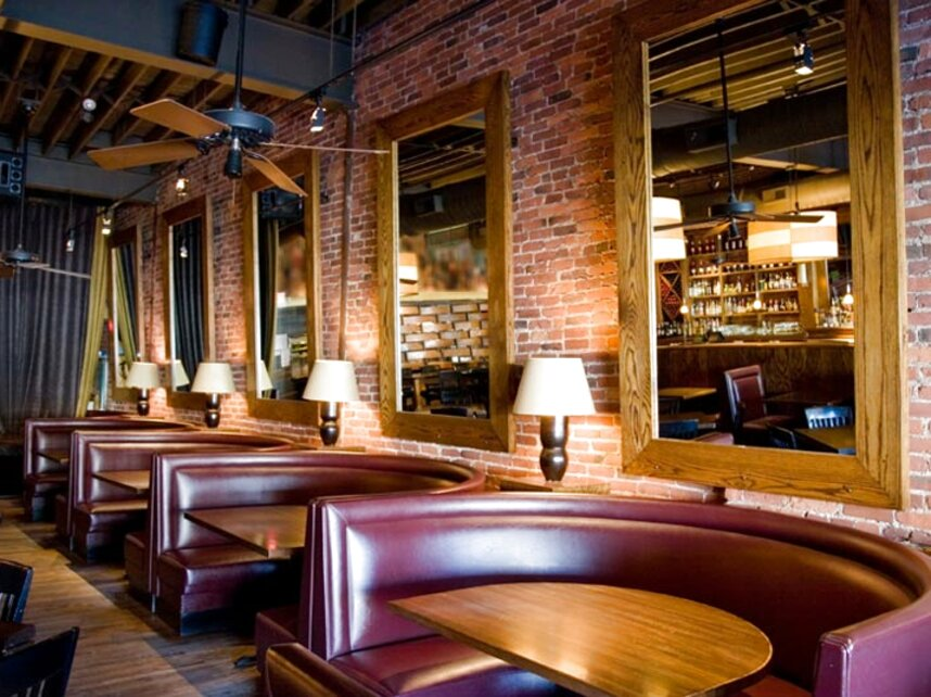 restaurant booths for sale
