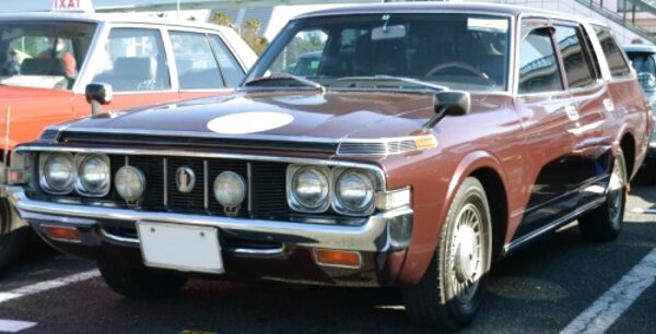 toyota crown 2600 for sale