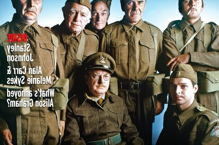 dads army signed for sale