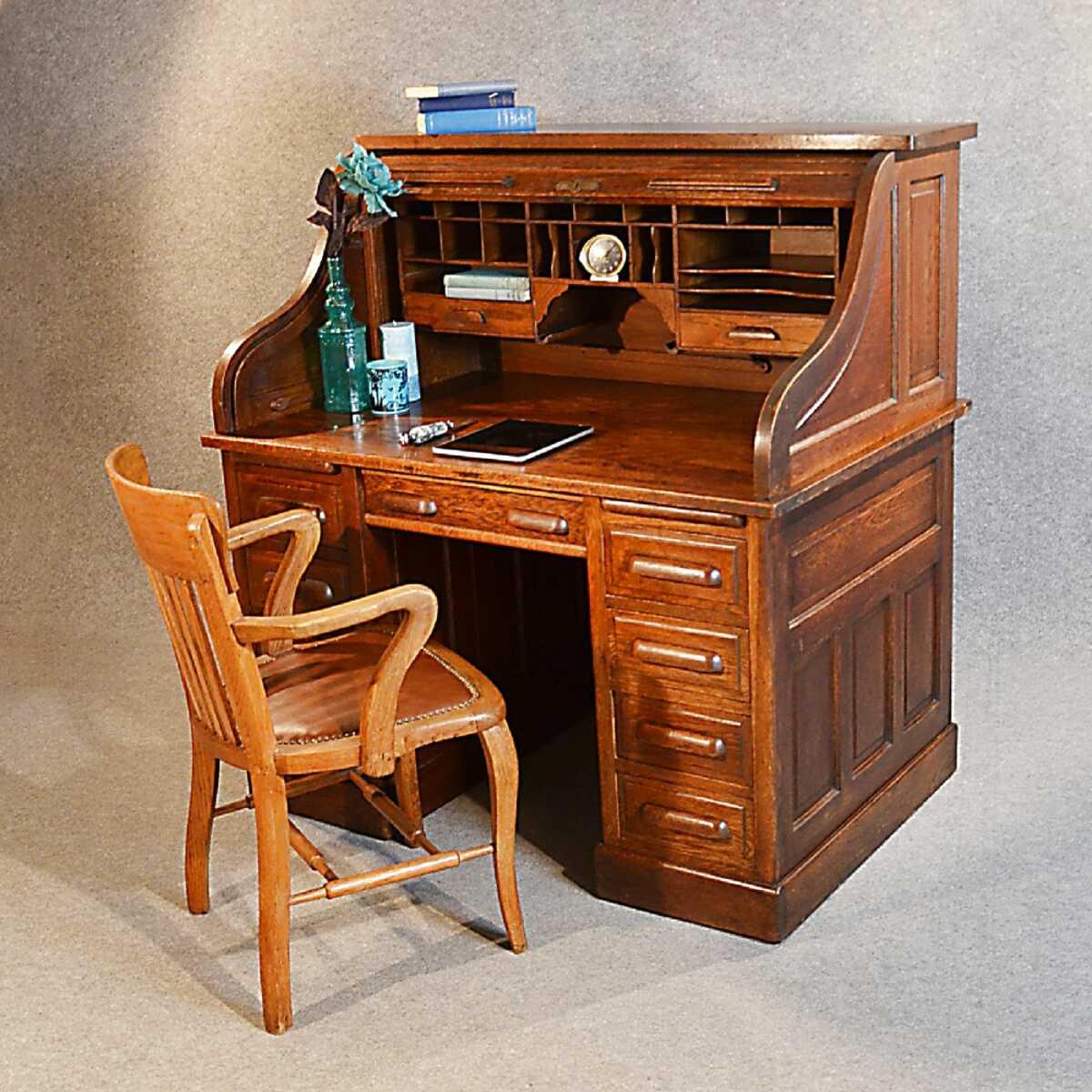 antique writing bureau for sale