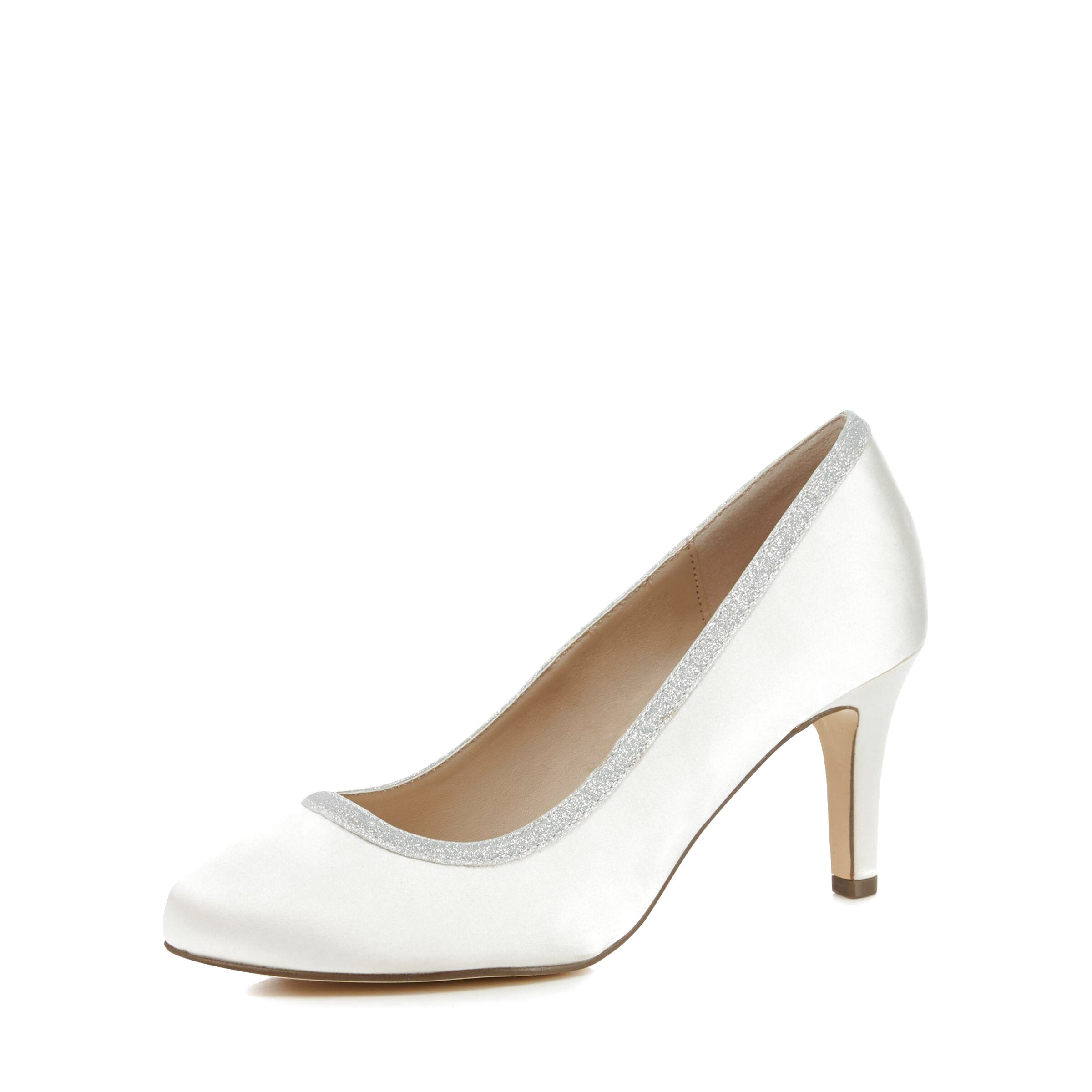 cream wide fit shoes for sale