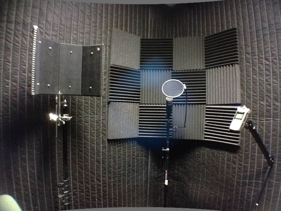 audio booth for sale