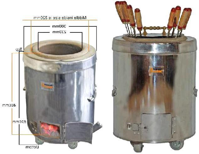 tandoori clay oven for sale