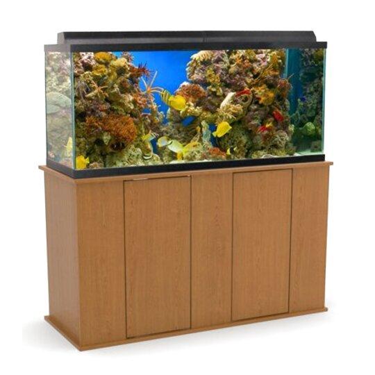 oak aquarium for sale