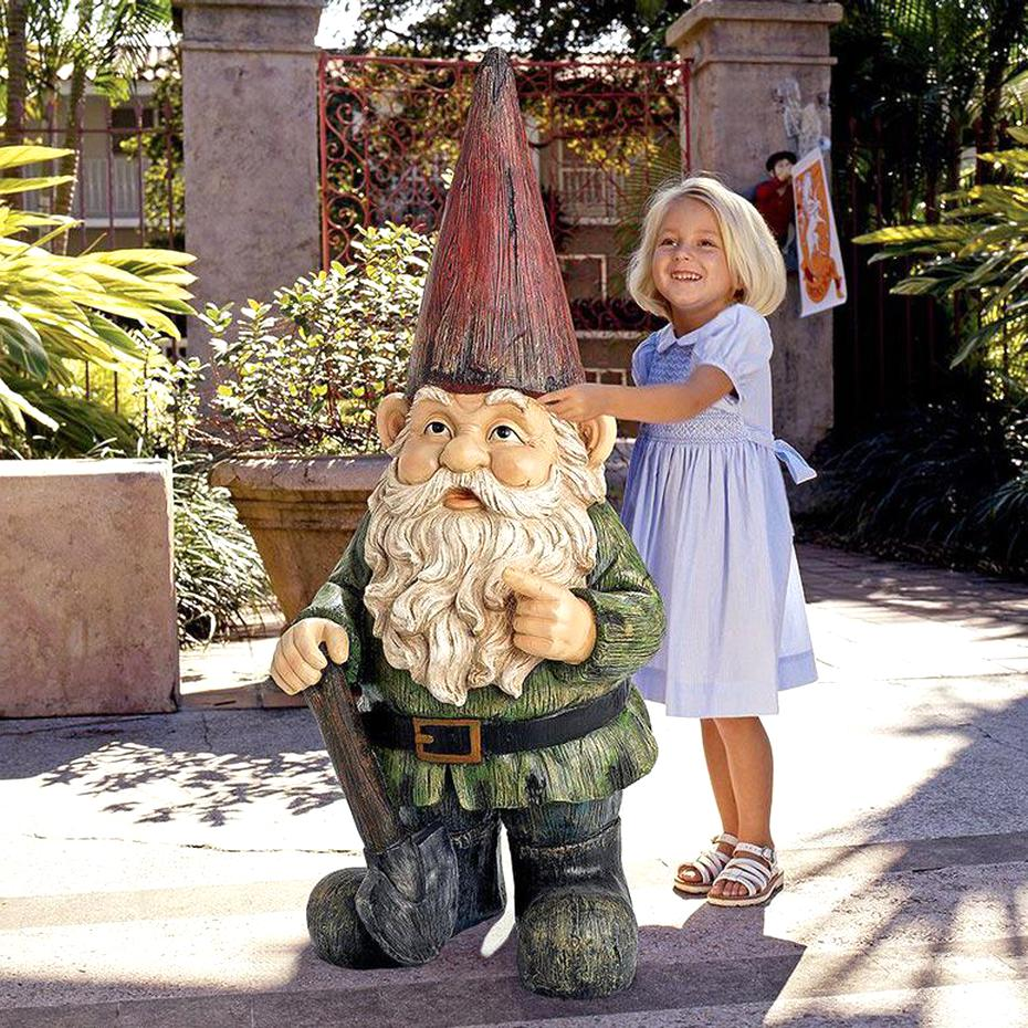 Large Garden Gnomes For Sale In Uk View 73 Bargains