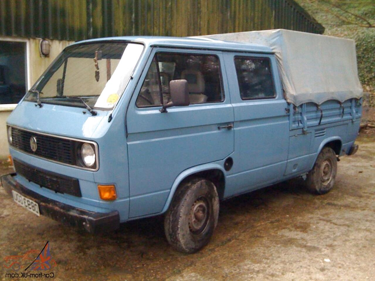 vw t25 crewcab for sale
