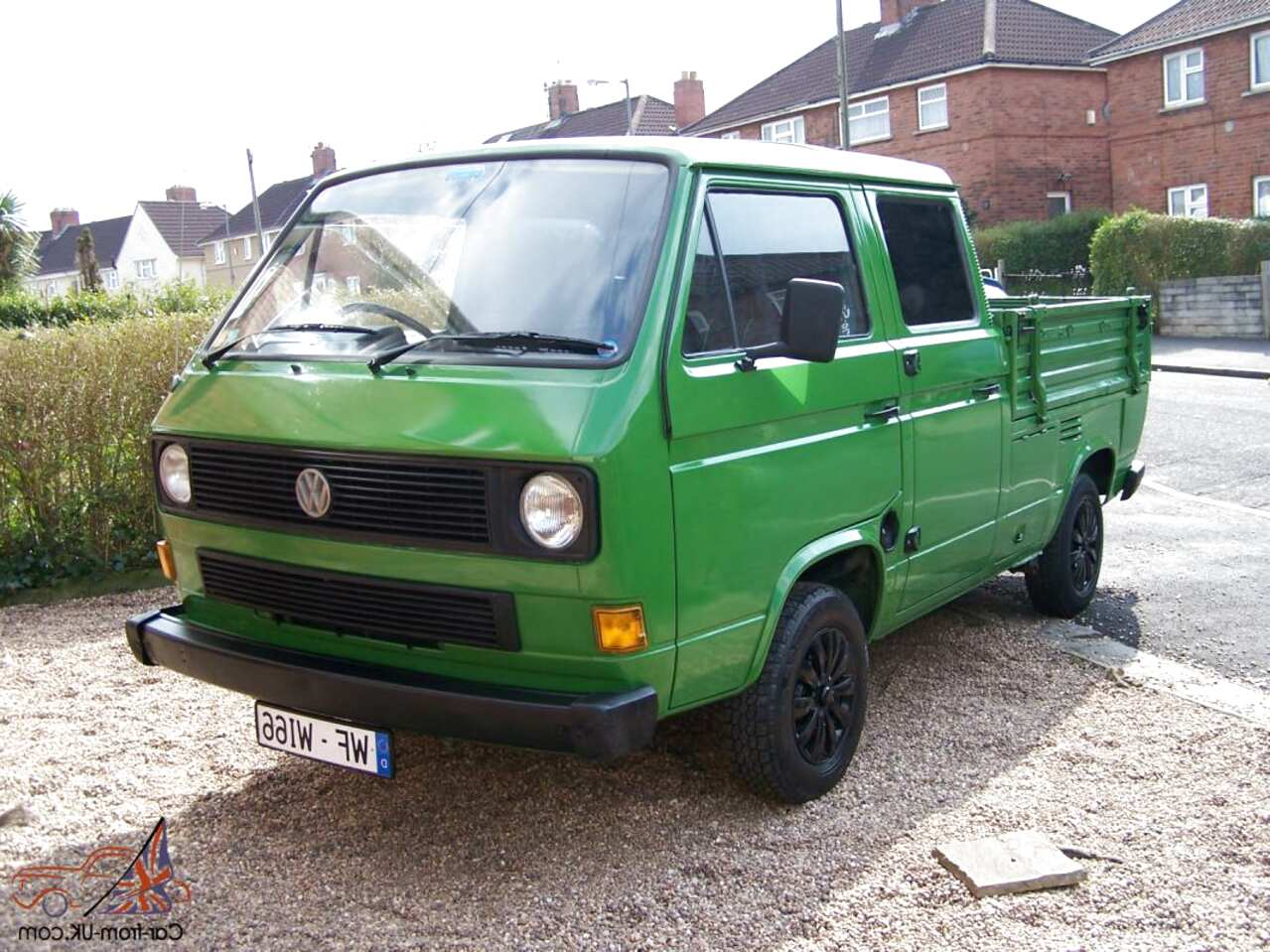 vw t25 doka for sale