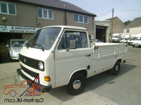 vw t25 transporter pickup for sale