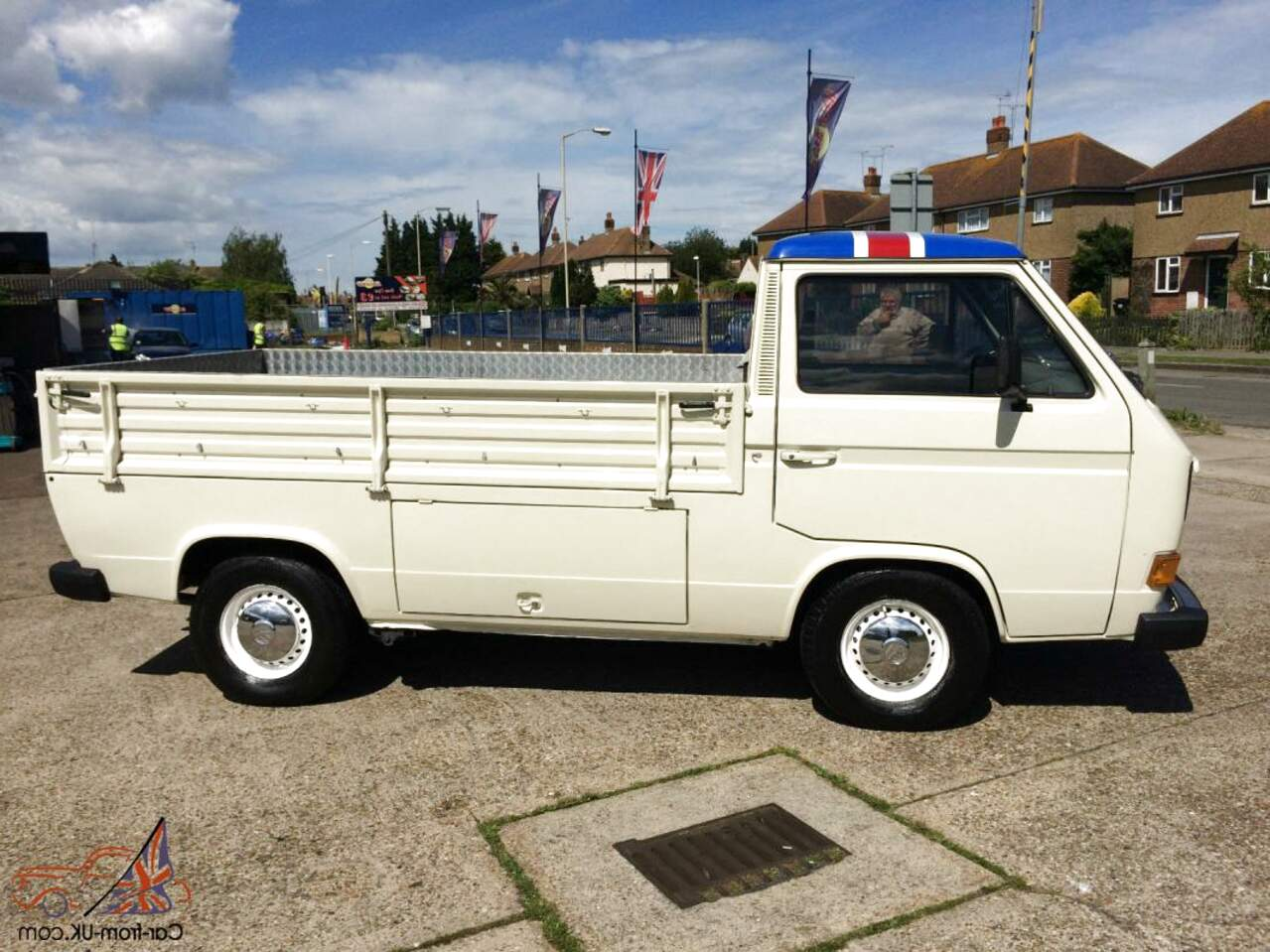 vw t25 pickup for sale
