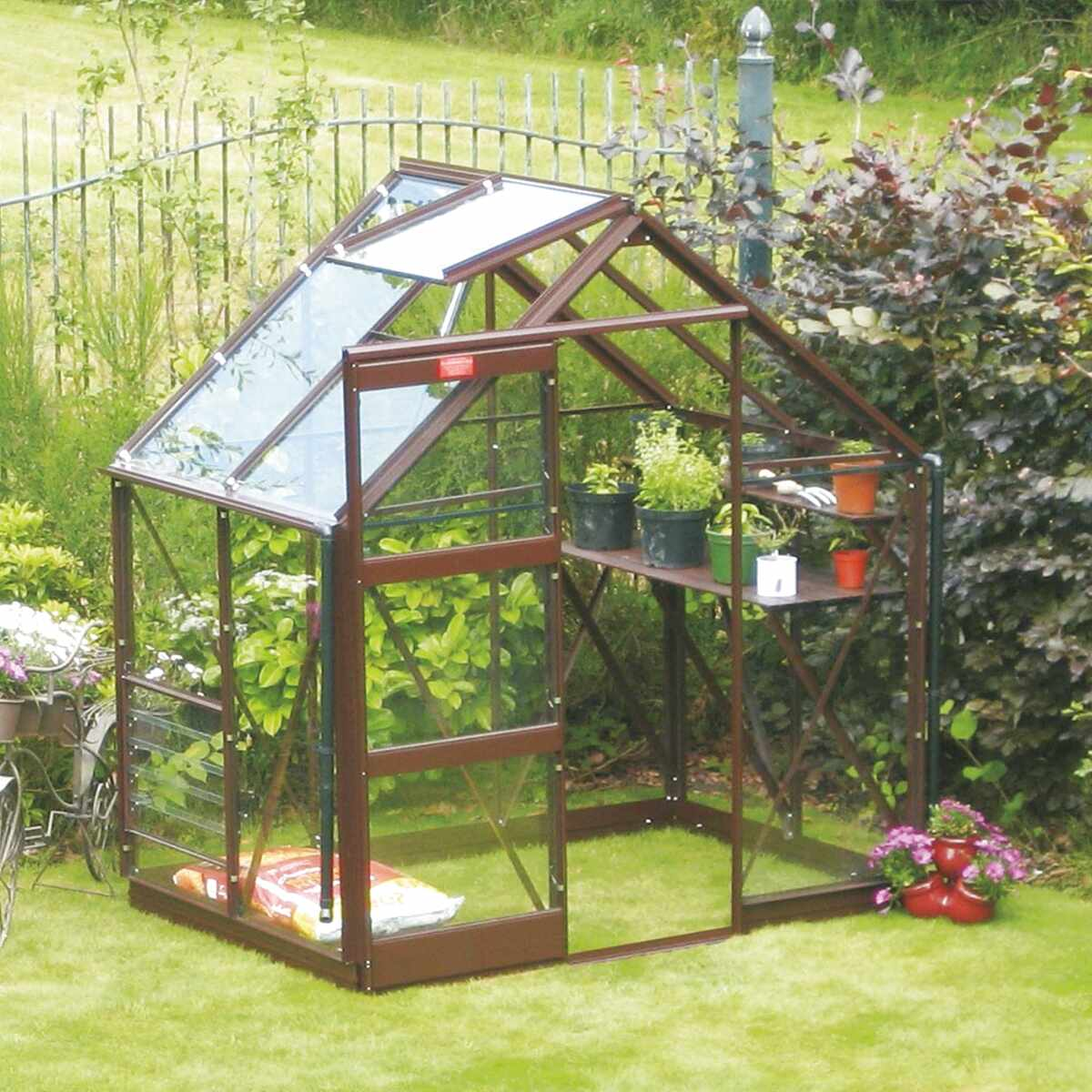 6x4 greenhouse for sale