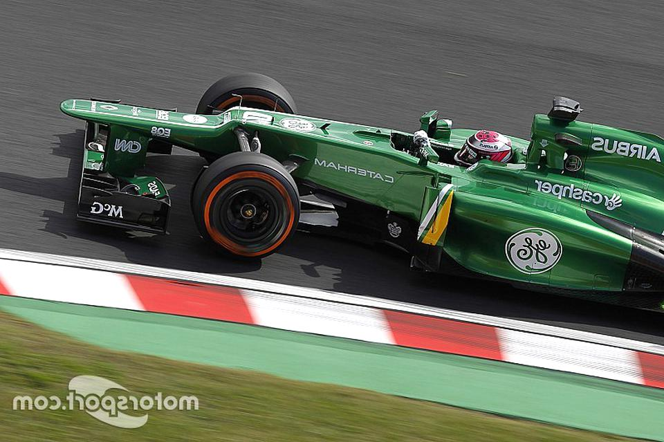 caterham f1 for sale