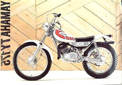 yamaha ty175 for sale
