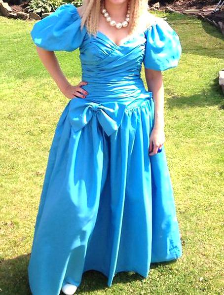 80S Bridesmaid Dress for sale in UK