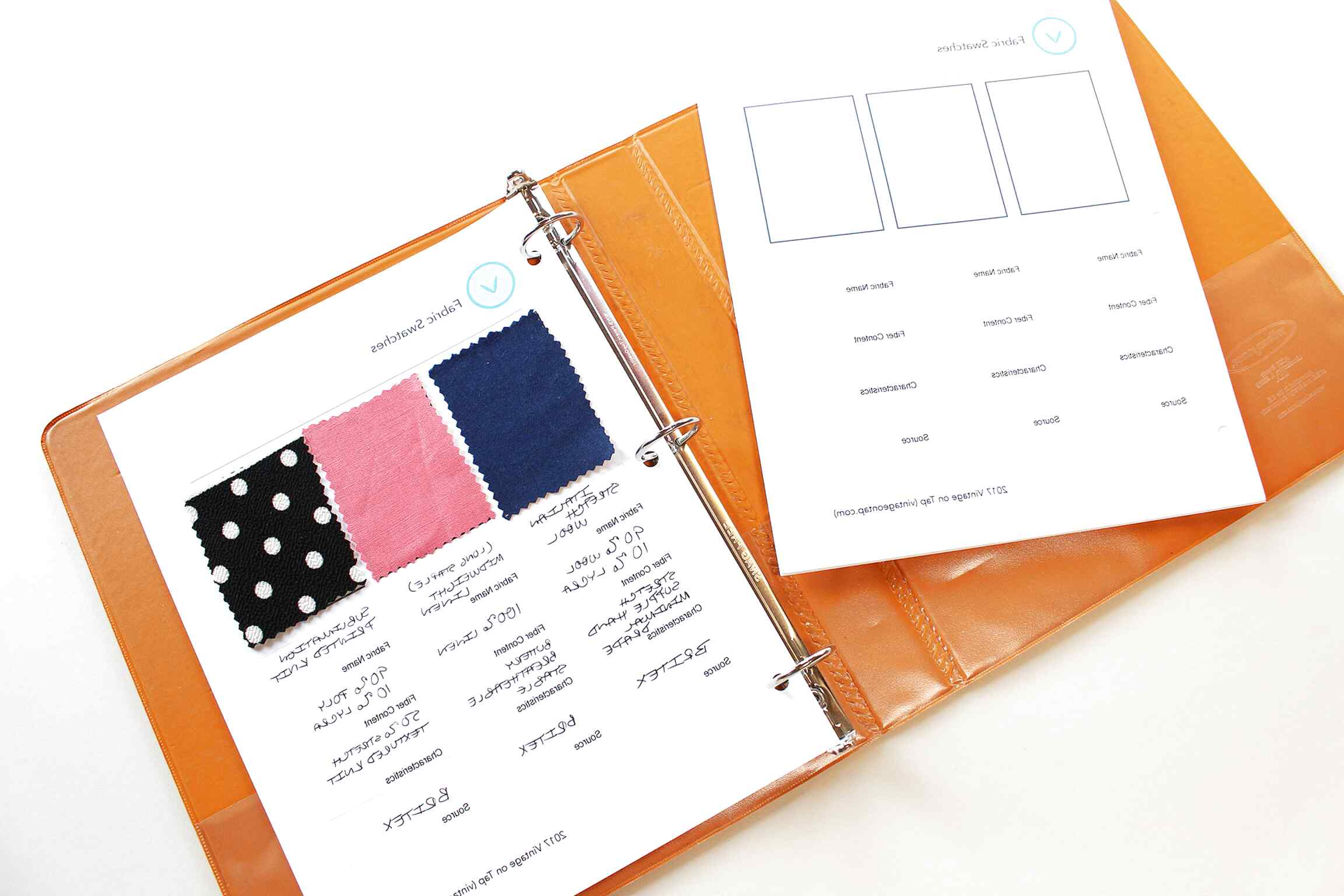 fabric swatch book for sale