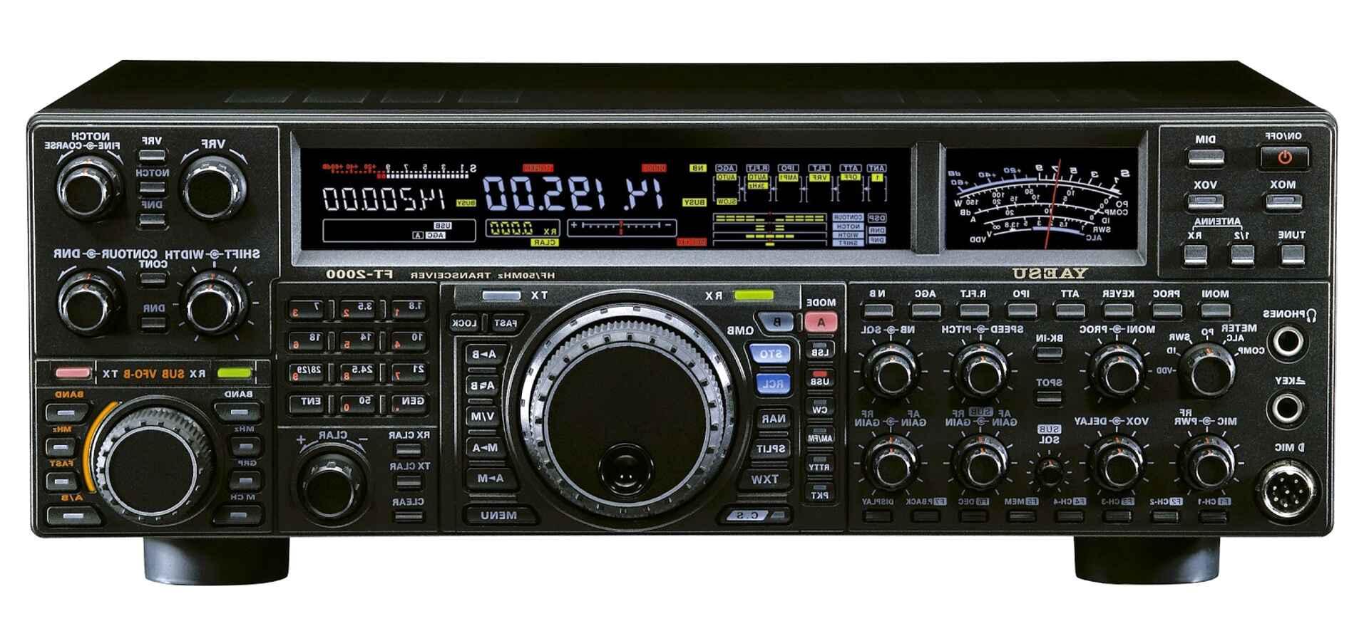 yaesu ft 2000d for sale