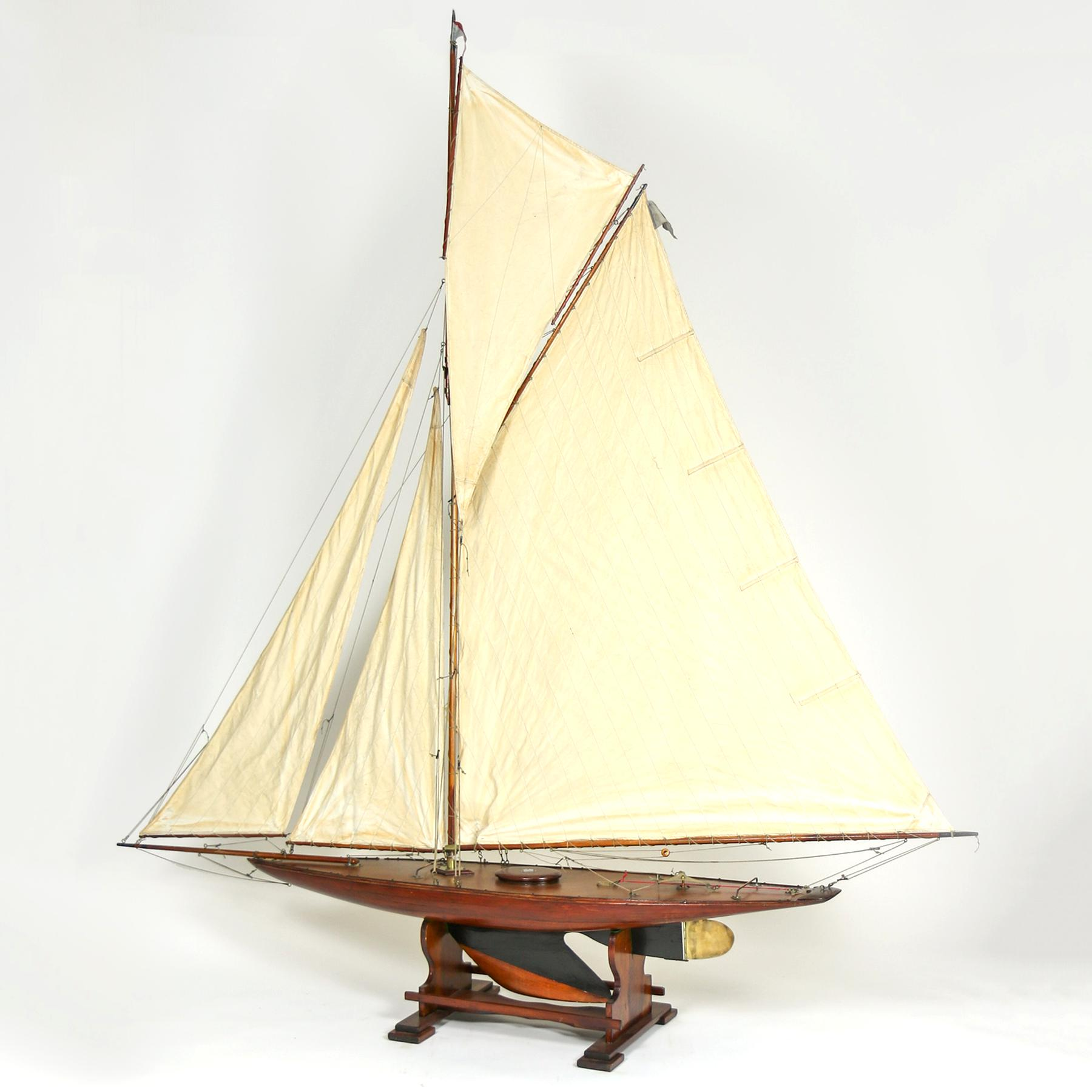 pond yacht for sale