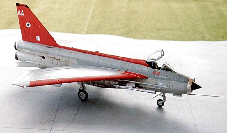 airfix 1 48 lightning for sale