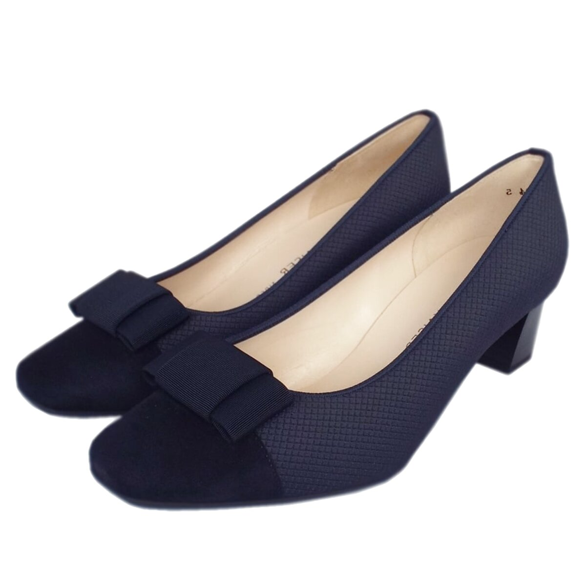navy wide fit shoes for sale