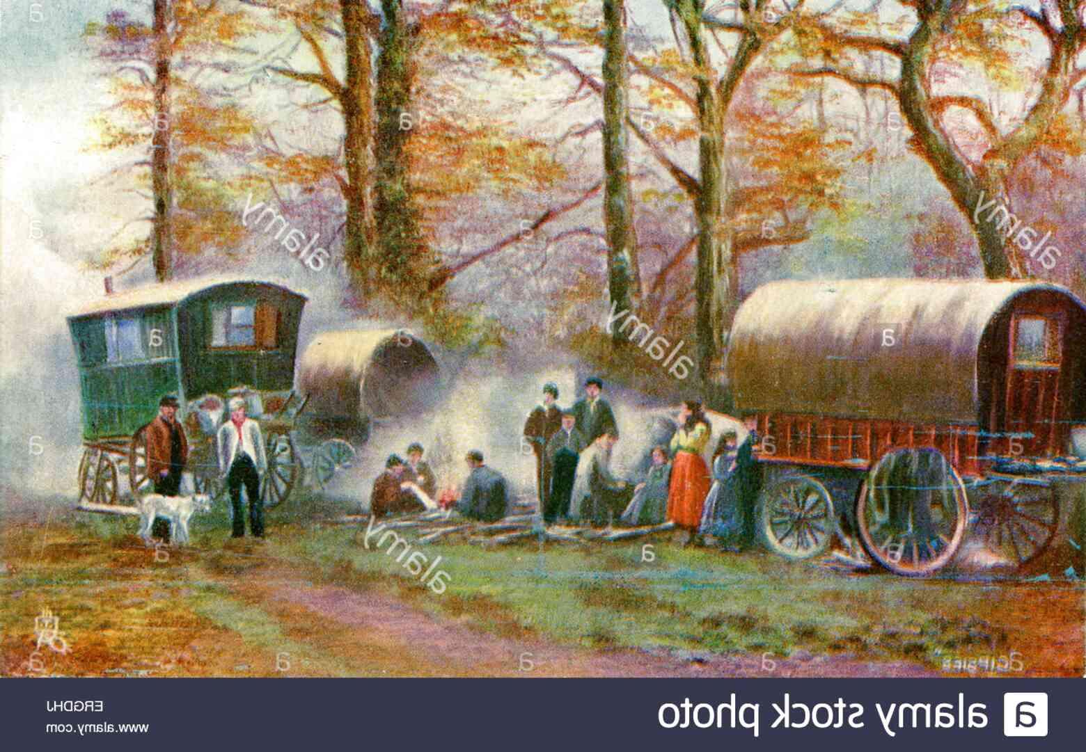 gypsy encampment for sale