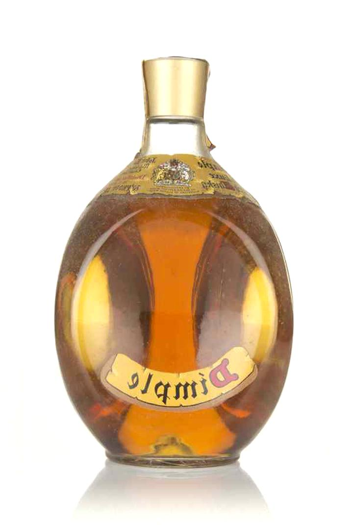 haig whisky dimple bottle for sale