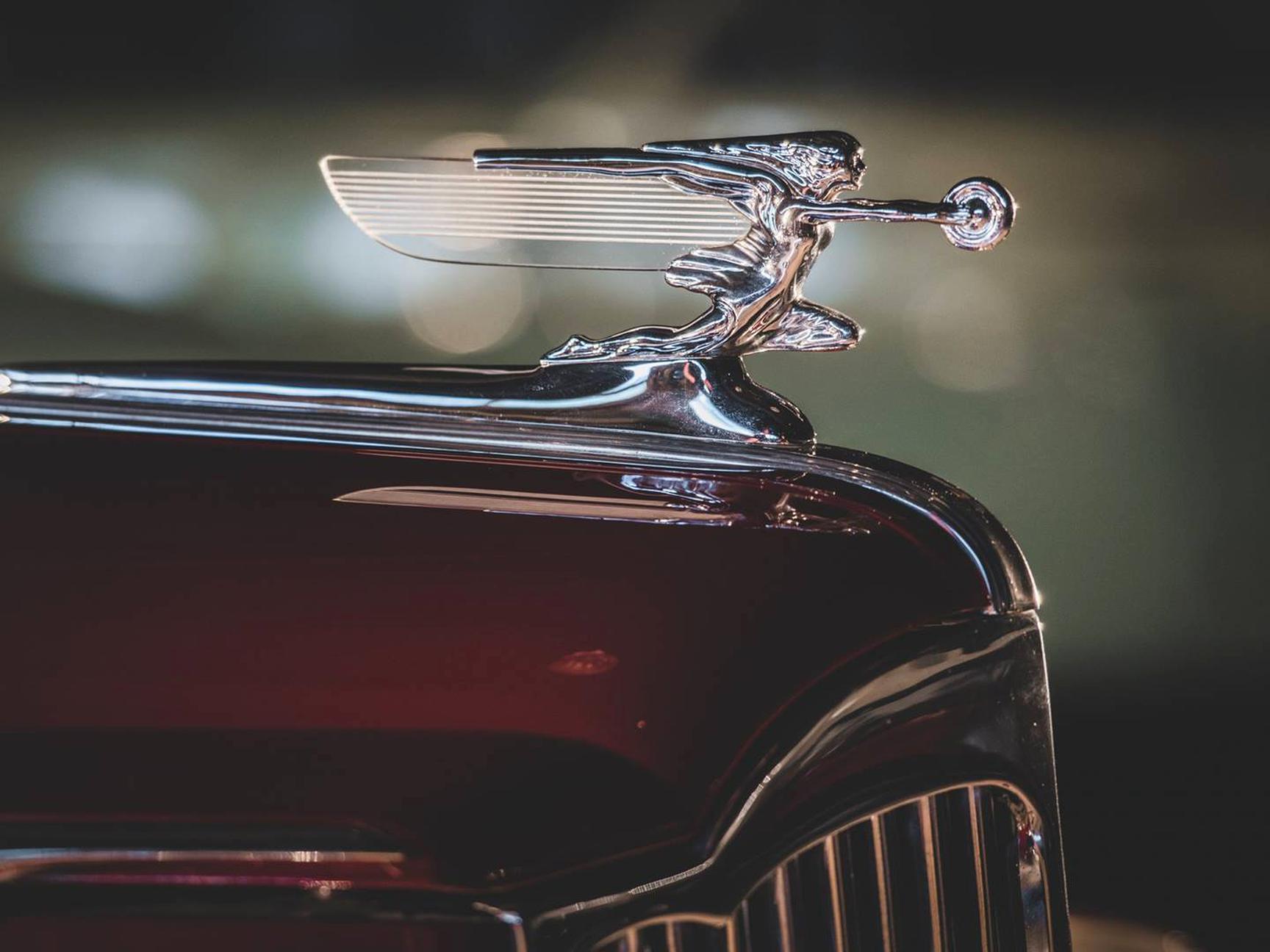Yissma 3D Emblem Car Logo Front Hood Ornament Car Cover Chrome Eagle Badge for Car Auto