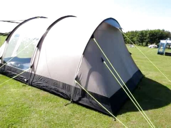 kampa oxwich 6 tent for sale