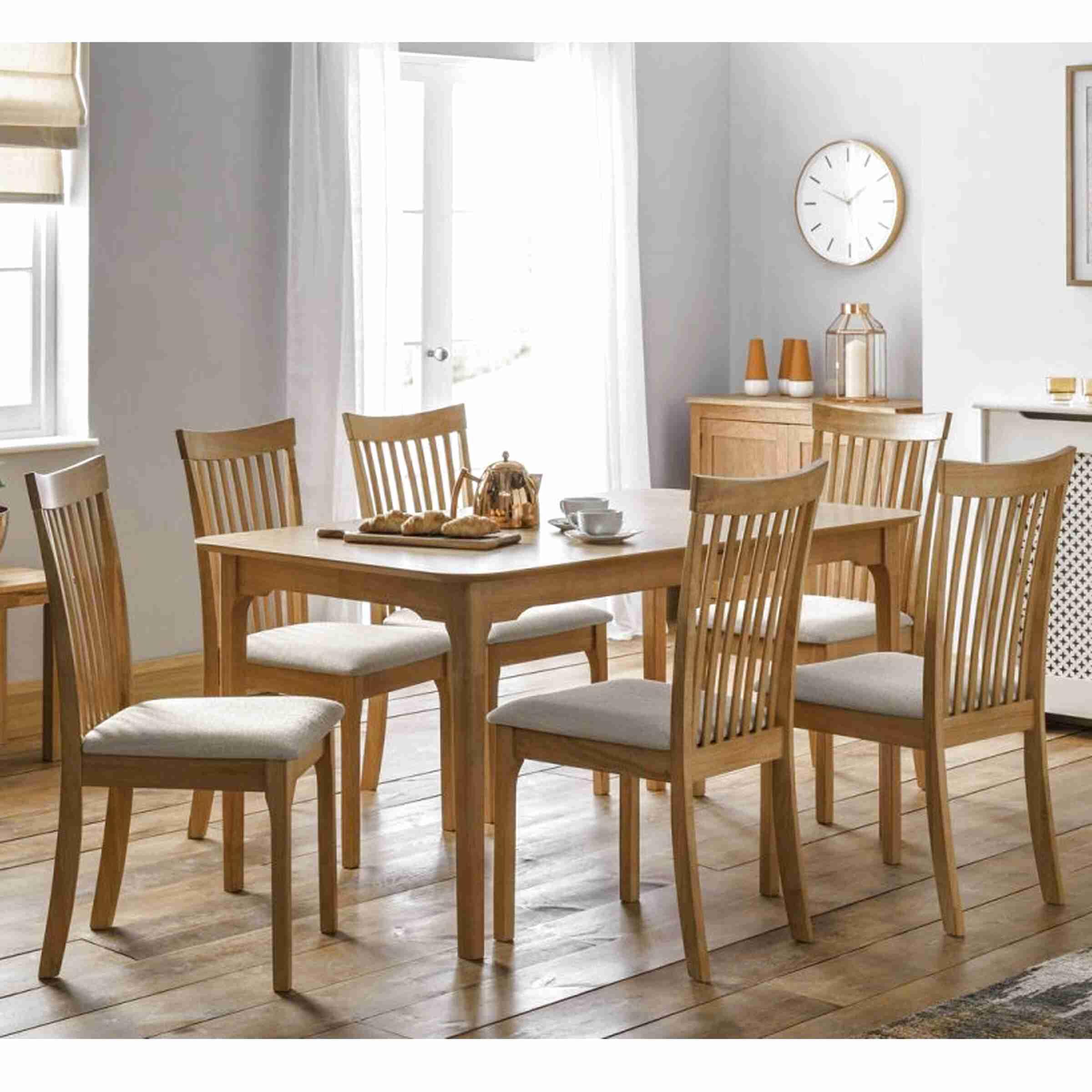 oak dining set for sale