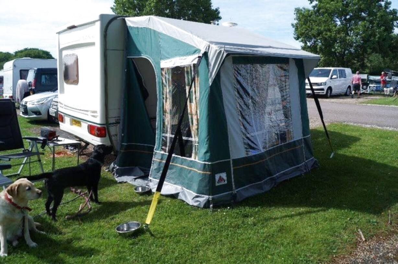 caravan dorema awning curtains for sale