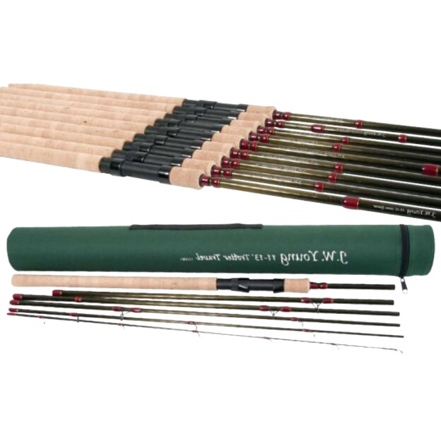 j w young fishing rods for sale