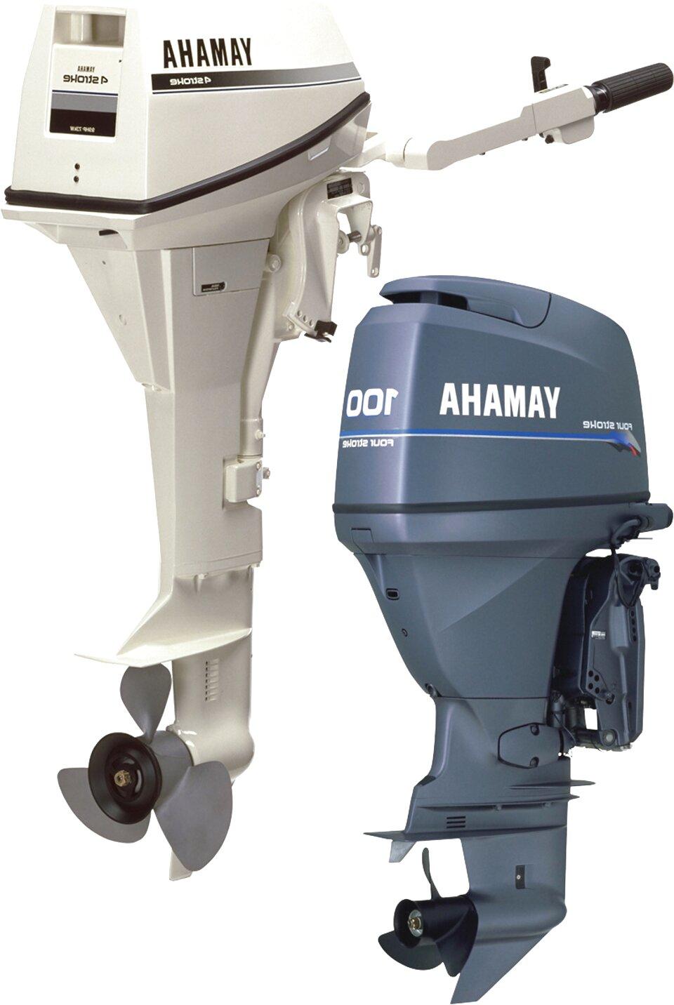 yamaha 4 stroke outboard engine for sale