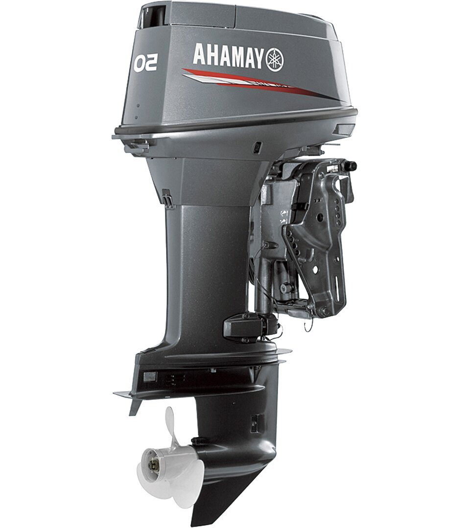 yamaha 50 hp 2 stroke outboard for sale